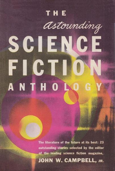 The Astounding Science Fiction Anthology hardcover 2-small