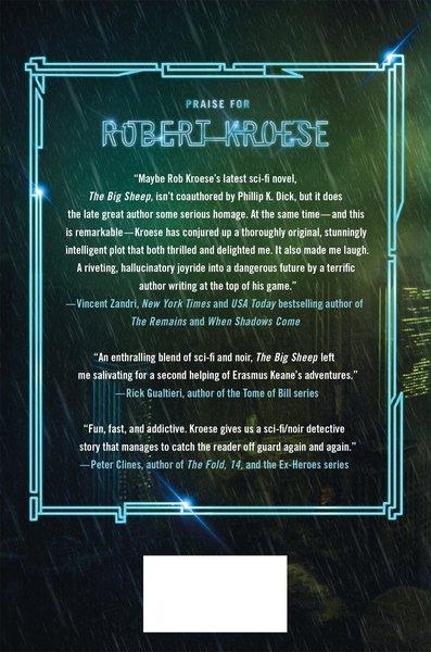 The Big Sheep Robert Kroese-back-small