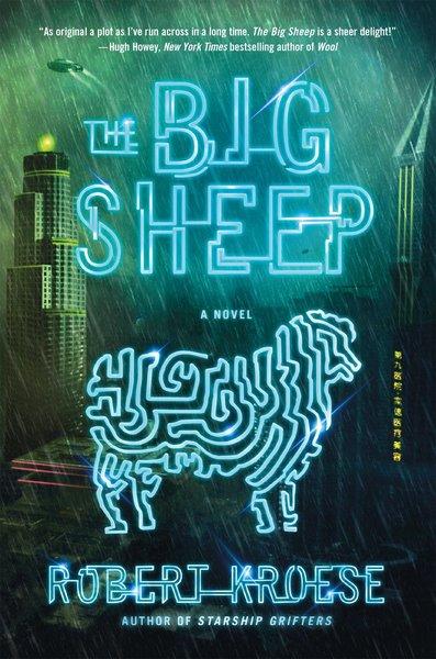 The Big Sheep Robert Kroese-small