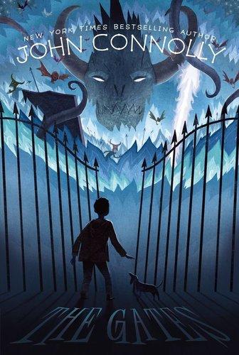 The Gates John Connolly-small