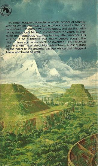 The People of the Mist H Rider Haggard-back-small