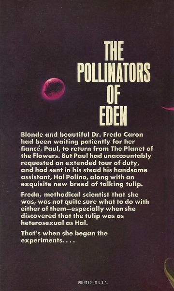 The Pollinators of Eden-back-small