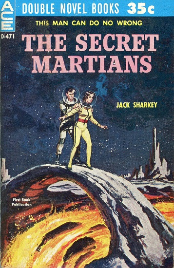 The Secret Martians Jack Sharkey-small