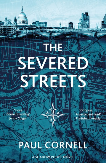 The Severed Streets-small