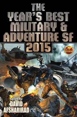 The Year's Best Military & Adventure SF 2015-small