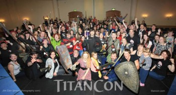 TitanCon in Belfast-small