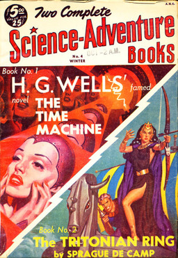 "imagery and symbolism in the time machine a novel by hg wells In ""the time machine,"" wells's hero burrows into h g wells's ghost ""the time machine"" is sometimes dismissed as a kid's book, but wells."