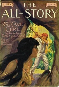 All Story The Cave Girl