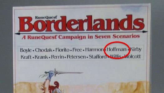 Chaosium Borderlands-Hoffman