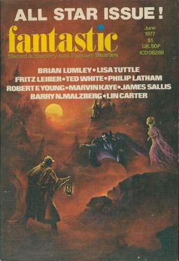 Fantastic Sword & Sorcery and Fantasy Stories June 1977-small