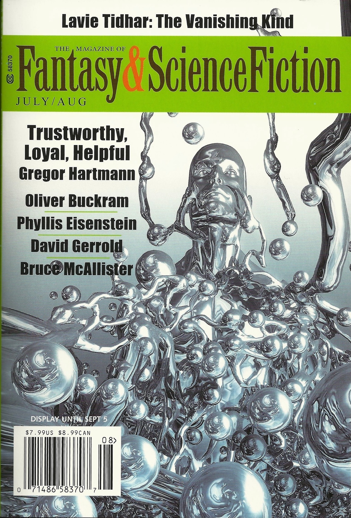 Black Gate » Articles » July/August Magazine of Fantasy