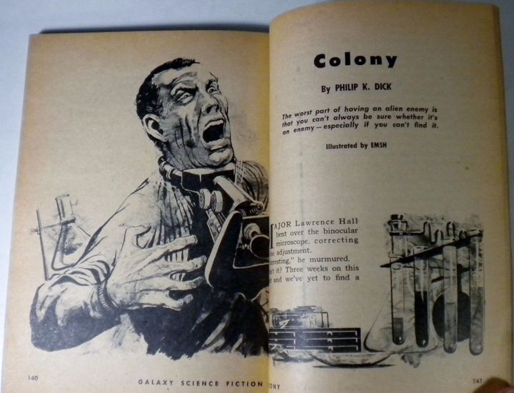 Galaxy June 1953 Colony Philip K Dick-small
