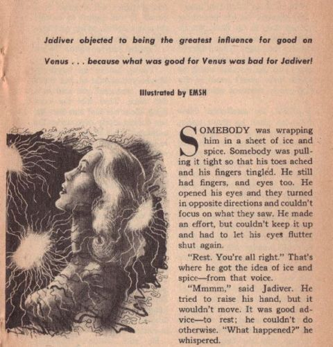 Galaxy June 1953 Emsh art