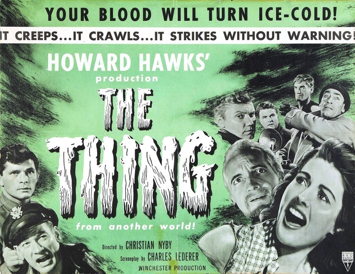 Howard Hawks The Thing From Another World-small
