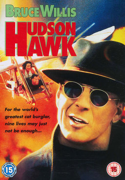 Hudson Hawk poster-small