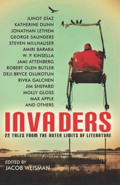 Invaders Jacob Weisman-small