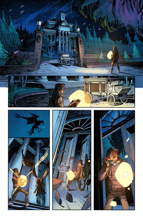 Marvel Haunted Mansion art-small