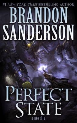 Perfect State Brandon Sanderson-small