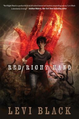 Red Right Hand Levi Black-small