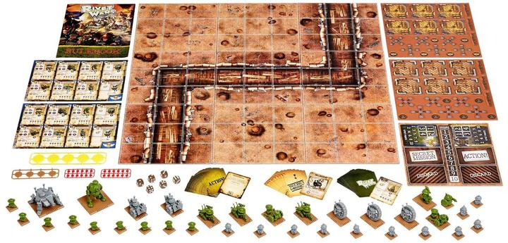 Rivet Wars Eastern Front contents-small