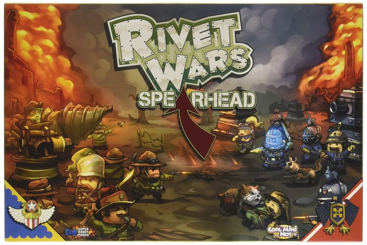 Rivet Wars Spearhead-small