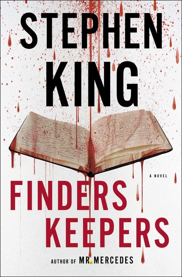 Stephen King Finders Keepers-small