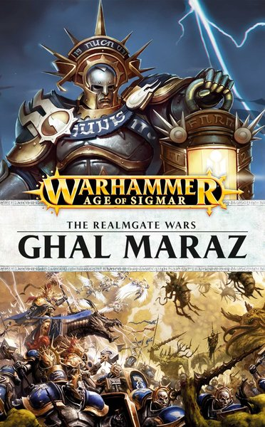 The Realmgate Wars Ghal Maraz-small