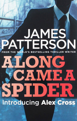 Along Came a Spider James Patterson-small