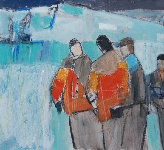 Dafila Scott - International collaboration in the Antarctic