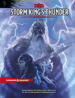 Dungeons and Dragons Storm King's Thunder-small