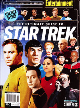 Entertainment Weekly The Ultimate Guide to Star Trek 2016-small