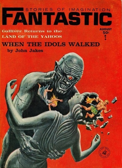 Fantastic Stories of Imagination August 1964-small