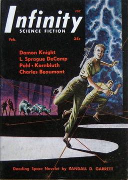Infinity Science Fiction February 1956-small