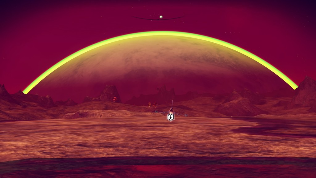 Beautiful planetary vista number 976,234,501--but then, there are billions just as beautiful.