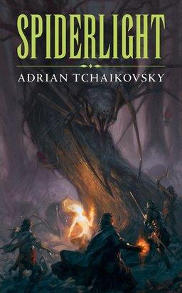Spiderlight Adrian Tchaikovsky-small