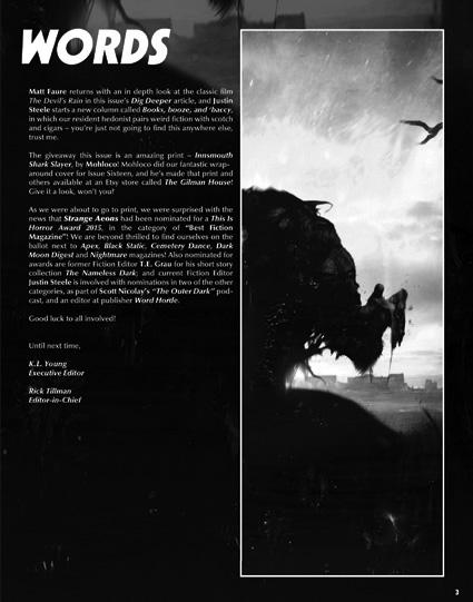 Strange Aeons 19 page 3