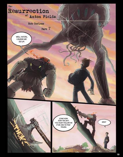 Strange Aeons 19 page 7