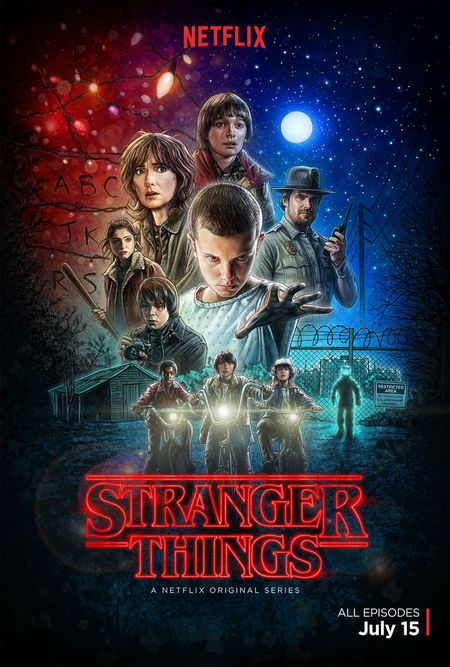 Stranger Things Poster-small