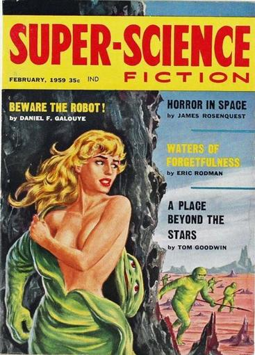 Super-Science Fiction February 1959-small