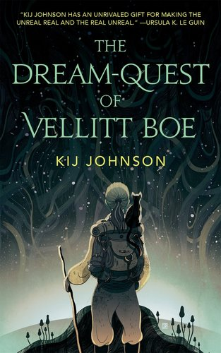 The Dream-Quest of Vellitt Boe-small