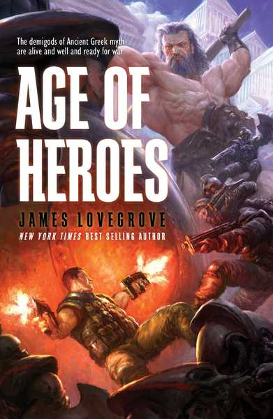 Age of Heroes James Lovegrove-small