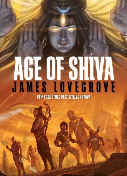 Age of Shiva James Lovegrove-small