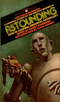 Astounding The John W Campbell Memorial Anthology-small