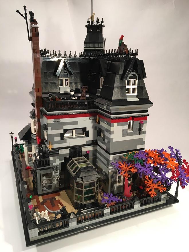 Lego Addams Family 2