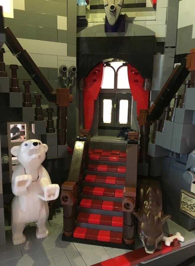 Lego Addams Family 4