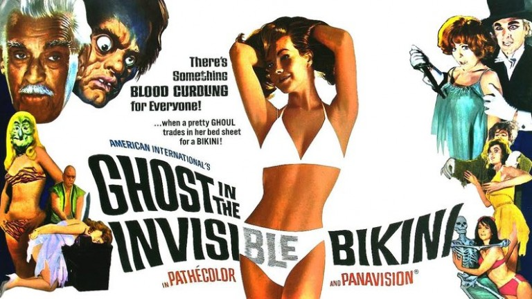 Ghost Of The Dragstrip Hollow / Ghost In The Invisible