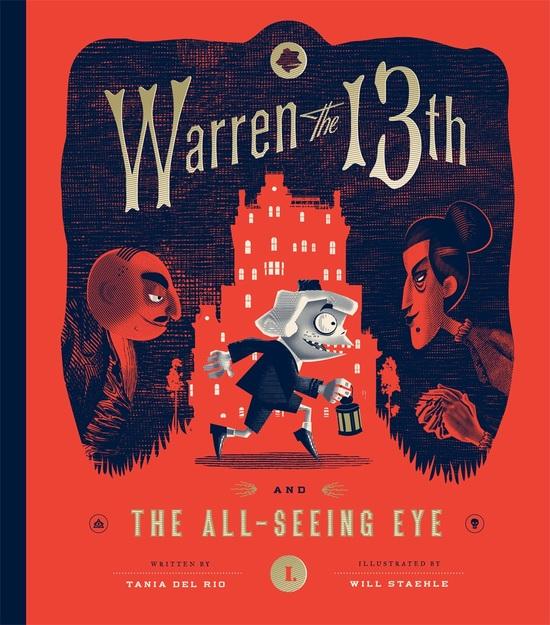 Warren the 13th cover-small