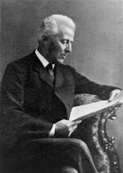 Dr. Joseph Bell - Doyle's inspiration for Sherlock Holmes