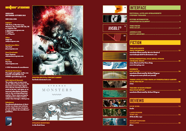 interzone-266-contents