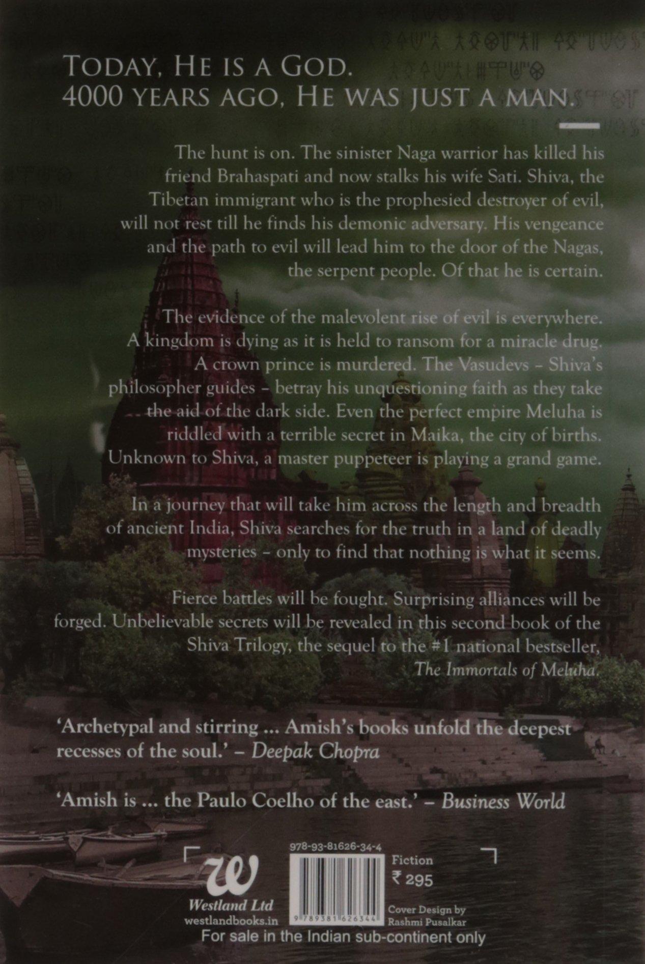 shiva trilogy series by amish tripathi pdf